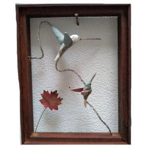 decoración artesanal hecha a mano